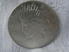 MÜNZE USA SILBER 900 - ER 1 DOLLAR 1922