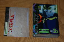 1996 Jonny Quest Trading Cards *Set of 60-Missing Only 1 Card* Cartoon Network