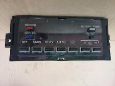 Audi 100 / 200 Typ 44 V8 Klimabedienteil Klima Klimadisplay 443820043E