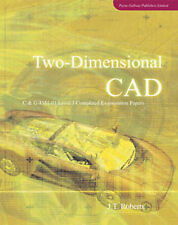 Two-dimensional CAD: City and Guilds 4351-01 Level 3 for AutoCAD 2000-ExLibrary