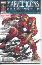 FEAR ITSELF / MARVEL ICONS 13 (Panini 2011)  ,Vends d'autres MARVEL ICONS
