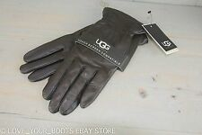 UGG TECH TWO TONE TECH BROWN MULTI  WINTER GLOVES WOMENS MEDIUM NWT