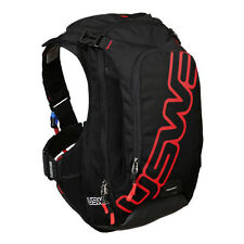 USWE Hydration Pack Bag F6 Pro Enduro Black/Red 3L / 100oz Hydrapak Bladder NEW