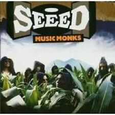 """Seeed """"Music Monks"""" CD NUOVO"""