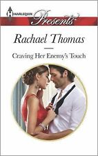 Craving Her Enemy's Touch Rachael Thomas 2015 Paperback Romance Passion Novel US