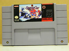 Vintage SUPER NINTENDO - STANLEY CUP - 1993 - Not Rated - Japan - Game Only