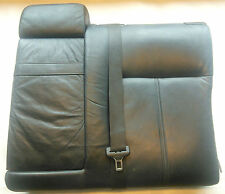 BMW E39touring sitz leder hinten links, left part of the rear leather seats