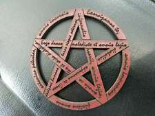 Rite of Exorcism Beer & Drink Coaster - Inspired by Supernatural & Winchesters
