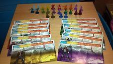Zombicide Rue Morgue Survivors and Zombivors Set New!