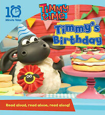 Timmy Time: Timmy's Birthday (10 Minute Tales), Andrew Viner, New Book
