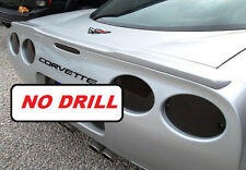 Custom Pre-Painted Rear Spoiler Flush Wing FOR CHEVROLET CORVETTE C5 1997-2004