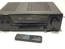 KENWOOD KR-V5560 AUDIO-VIDEO  AM/FM A/V Dolby Pro Logic STEREO RECEIVER