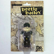 Beetle Bailey 100% Bearbrick Medicom NEW Blister Pack