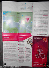 Official Guide London 2012 Olympics Games Cycling Mountain Bike England Rio 2016