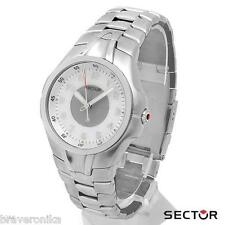 SECTOR GENTLEMENS WATCH WITH QUARTZ MOVEMENT. BRAND NEW