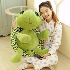 Funny New Big Eyes Green Tortoise Turtle Animal Baby Stuffed Plush Toy Gift uf