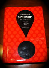 NWT KATE SPADE MODERN ENGLISH DICTIONARY BOOK CLUTCH RED LIBRARY LIBRARIAN PURSE