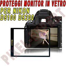 PROTEZIONE DISPLAY X FOTOCAMERA NIKON D5200 COPRI MONITOR PROTEGGI SCHERMO