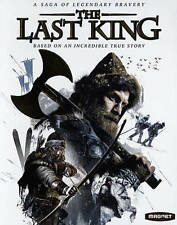 The Last King (Blu-ray Disc, 2016) Brand New/Unopened