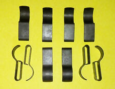 "1930-60 Under Frame Wiring Clips Old Style 1/4"" Buick Chevy Cadillac Pontiac"