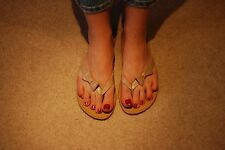 Women's Sandals Size 7 from Primark