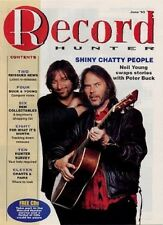 Neil Young & Peter Buck (REM) The Fall Record Hunter UK magazine June 1993