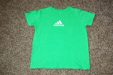 Adidas Green T-Shirt Size Small