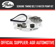 GATES TIMING BELT AND WATER PUMP KIT FOR PEUGEOT 406 2.1 TD 12V 109 BHP 1996-04