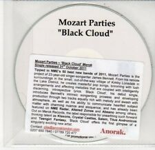 (DD561) Mozart Parties, Black Cloud - 2011 DJ CD
