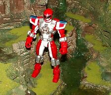 PR Operation Overdrive: Mission Response Red Ranger _ * Figure Only *