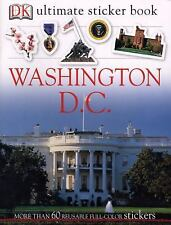 Washington, D.C. (Ultimate Sticker Books), DK Publishing