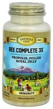 Premier One - Bee Complete 3X Propolis, Bee Pollen, Royal Jelly - 90 Capsules