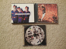 INXS 3 CD Lot - Live Baby Live, Switch & Welcome To Wherever You Are FREE SHIP!
