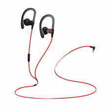 NEW Apple Powerbeats 2 by Dr. Dre In-Ear Headphones Headset Wired - Black/Red
