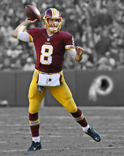 Washington Redskins KIRK COUSINS Glossy 8x10 Photo Spotlight Print Poster