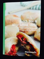 Lunch Box & After School Ideas Thermomix Cookbook TM31 TM5