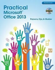 New Perspectives Ser.: Practical Microsoft Office 2013 (with CD-ROM) by June...