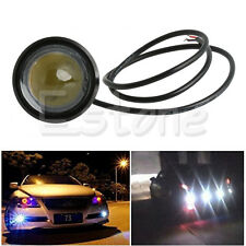 2 X 15W Eagle Eye Lamp Daylight LED DRL Fog Daytime Running Car Light Tail Light