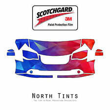Dodge Caravan 2011-2016 PreCut 3M Scotchgard Paint Protection Clear Bra Kit