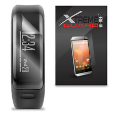 6-Pack Clear HD XtremeGuard HI-DEF Screen Protector Skin For Garmin Vivosmart HR