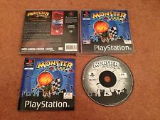 MONSTER RACER SONY PLAYSTATION 1 PS1 PS2 PS3 GAME WITH MANUAL OFFICIAL UK PAL