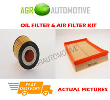 PETROL SERVICE KIT OIL AIR FILTER FOR VAUXHALL CORSA 1.2 75 BHP 2000-06