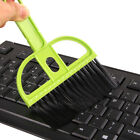 Small Brooms Whisk Dust Pan Table Keyboard Notebook Dustpan + Brush Set Cleaning