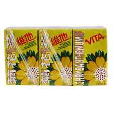 VITA CHRYSANTHEMUM TEA - 6X250ML CARTONS