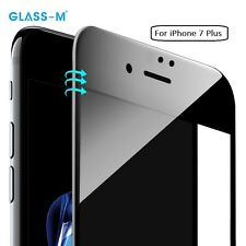Glass-M 3D Silicon Edge Best Shatterproof iPhone 7 Plus Glass Screen Protector