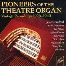 Various Artists Pioneers Of The Theatre Organ: Vintage R CD