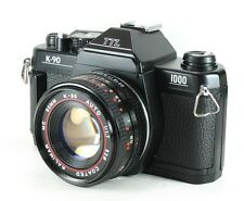 Kalimar K-90 35mm SLR Camera + 50mm Lens