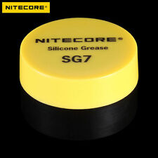Nitecore Waterproof O-Ring Silicone Grease Cream For Drving Flashlight Torch 10g