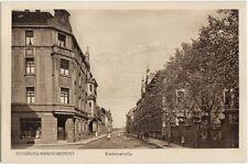 Duisburg-Wanheimerort Blick in die Eschenstraße Ansichtskarte 1920