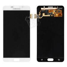 SBI White LCD Touch Digitizer for Samsung Galaxy Note 5 Full Screen Replacement